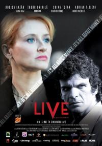 Live (2015) plakat