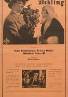 plakat - Liebling der Götter (1930)
