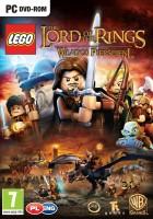 plakat - LEGO Władca Pierścieni (2012)