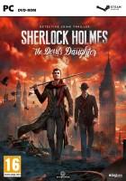 plakat - Sherlock Holmes: The Devil's Daughter (2016)