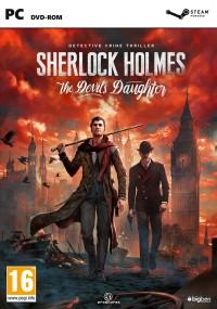 Sherlock Holmes: The Devil's Daughter (2016) plakat