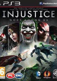 Injustice: Gods Among Us (2013) plakat