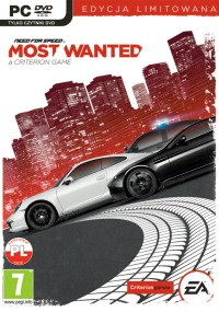 Need for Speed: Most Wanted (2012) plakat