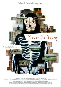Never Die Young (2013) plakat