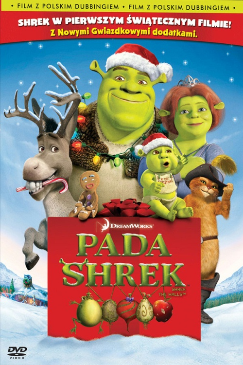 Pada Shrek online na Zalukaj TV