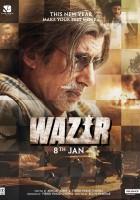 plakat - Wazir (2016)