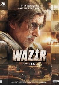Wazir (2016) plakat