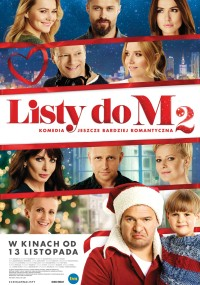 Listy do M. 2 (2015) plakat