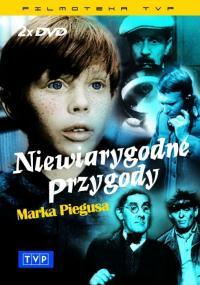 Niewiarygodne przygody Marka Piegusa (1966) plakat