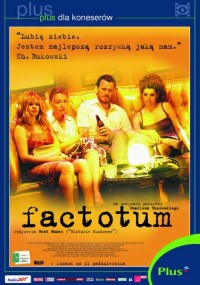 Factotum (2005) plakat