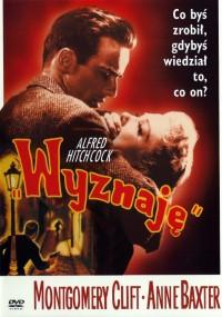 Wyznaję (1953) plakat