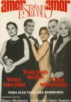 plakat - Amor estranho Amor (1982)