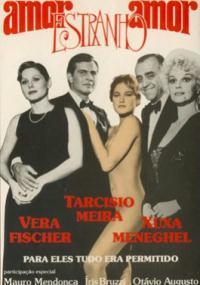 Amor estranho Amor (1982) plakat