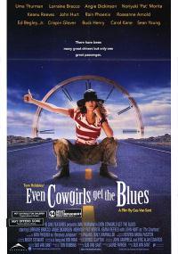 I kowbojki mogą marzyć (1993) plakat