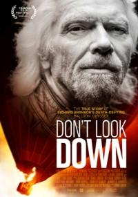 Nie patrz w dół (2016) plakat