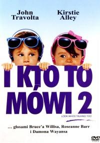 I kto to mówi 2 (1990) plakat
