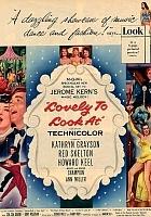 Cienki lód (1952) plakat