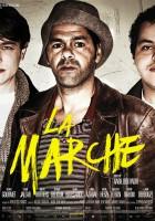 plakat - La marche (2013)
