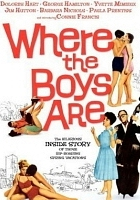 Gdzie są chłopcy (1960) plakat