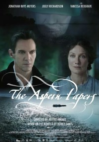 The Aspern Papers (2018) plakat