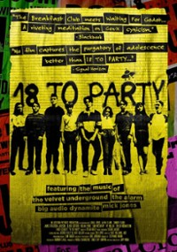 18 to Party (2019) plakat