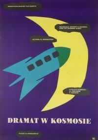 Dramat w kosmosie (1959) plakat