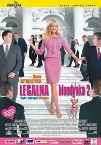 Legalna blondynka 2 (2003) plakat