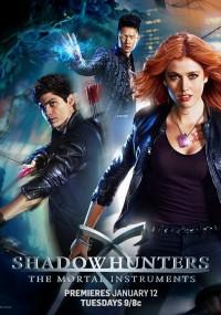 Shadowhunters (2016) plakat