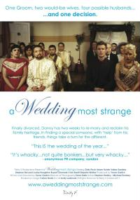 A Wedding Most Strange (2011) plakat