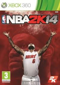 NBA 2K14 (2013) plakat