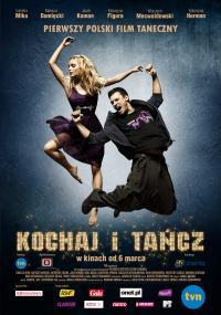 Kochaj i tańcz (2009) plakat