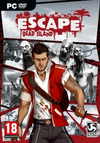 Escape Dead Island (2014) plakat