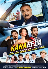 Kara Bela (2015) plakat