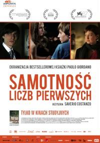 Samotność liczb pierwszych (2010) plakat