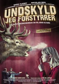 Undskyld jeg forstyrrer (2011) plakat