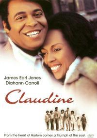 Claudine (1974) plakat