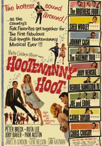 Hootenanny Hoot (1963) plakat