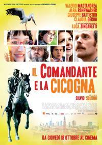Wódz i bocian (2012) plakat