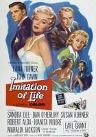 plakat - Zwierciadło życia (1959)