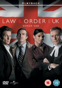 Law & Order: UK (2009) plakat