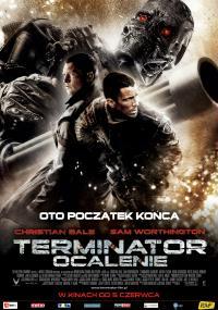Terminator: Ocalenie (2009) plakat
