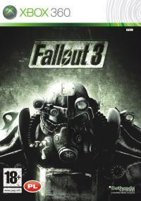 Fallout 3 (2008) plakat