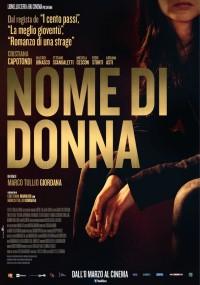 Imię kobiety (2018) plakat