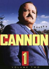 Cannon (1971) plakat