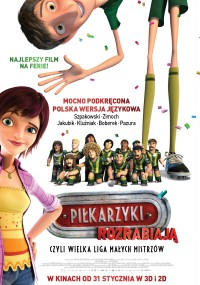 Piłkarzyki rozrabiają (2013) plakat