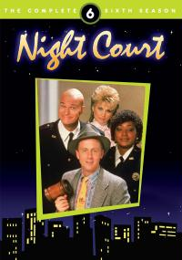 Night Court (1984) plakat