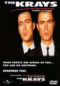 Bracia Kray (1990) plakat