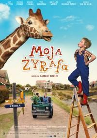 Moja żyrafa (2017) plakat