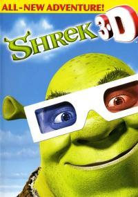 Shrek 3-D (2003) plakat