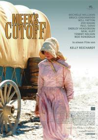 Meek's Cutoff (2010) plakat